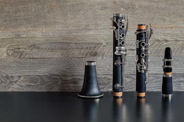 In Paris kauft sich Sharon Kam eine neue Klarinette