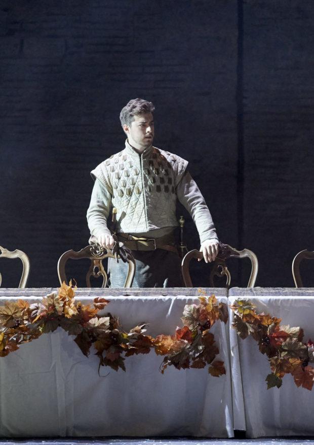 "Händels ""Ariodante"" an der Wiener Staatsoper: Josh Lovell"
