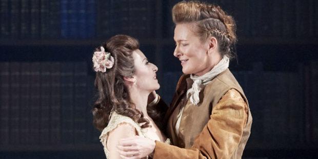 """Händels """"Ariodante"""" an der Wiener Staatsoper: Chen Reiss und Stephanie Houtzeel"""