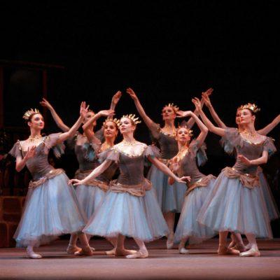 """Coppélia"" am Royal Opera House"