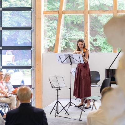 Form und Klang beim Klosters Music