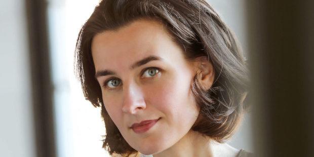 """Für ihre Darstellung der Anne Frank mit dem """"Conrad-Ekhof-Preis"""" ausgezeichnet: Katrin Hübner übernimmt die Rolle der Sophie Scholl"""