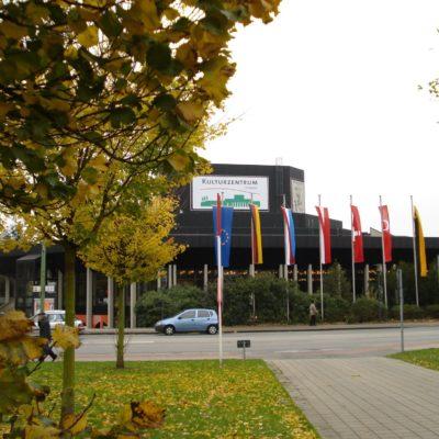 Spielstätte bei den Tagen Alter Musik: Kulturzentrum Herne