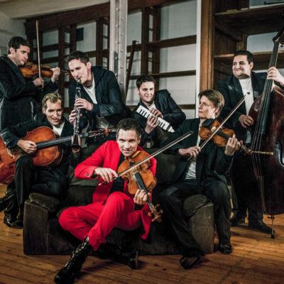 Melange aus Wiener und Berliner Philharmonikern: Philharmonix