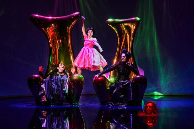 "Szene aus ""Salome"" am Luzerner Theater"
