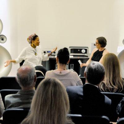 Golda Schultz beim Blind gehört Live in München