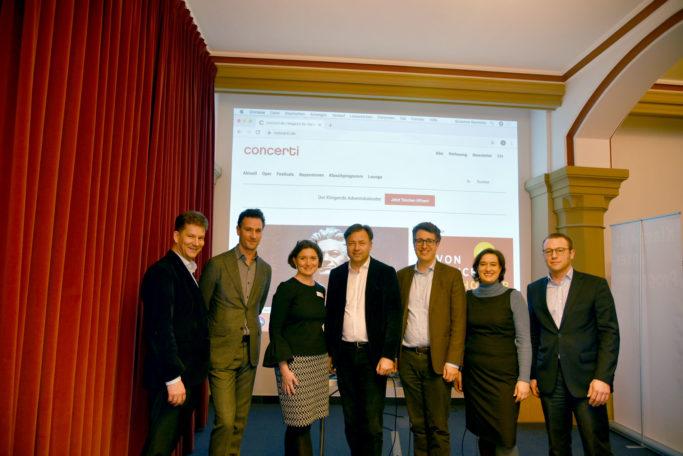 Dettloff Schwerdtfeger, Gregor Burgenmeister, Ruth Maria van den Elzen, Malte Boecker, Johannes Plate, Susanne Bánhidai, Felix Husmann