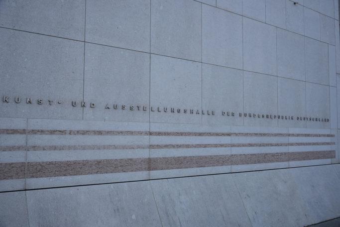 Bundeskunsthalle in Bonn