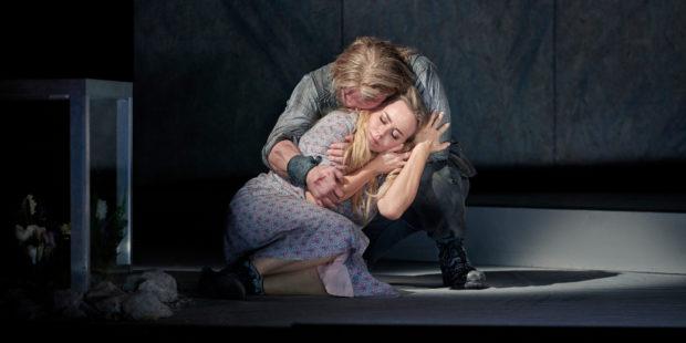 Brenden Gunnell (Siegmund), Elisabet Strid (Sieglinde)