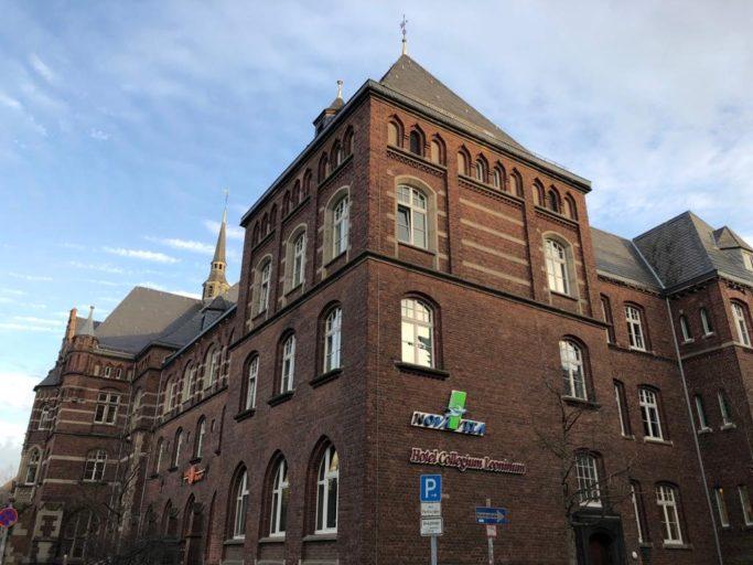 Hotel Collegium Leoninum in Bonn