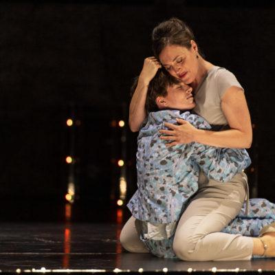 """Nicole Chevalier als Elettra in Mozarts """"Idomeneo"""" bei den Salzburger Festspielen"""