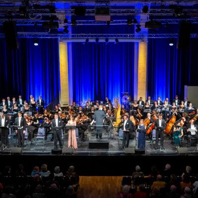 """Abschlusskonzert Operettenworkshop """"Neumond"""" an der Oper Leipzig"""