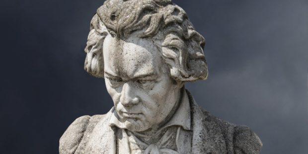 Beethoven-Büste