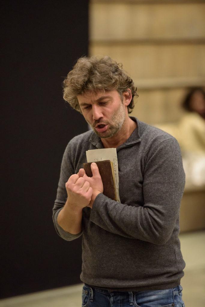 Jonas Kaufmann ist am Royal Opera House schon seit Jahren ein gefragter Sänger: Hier als Andrea Chénier