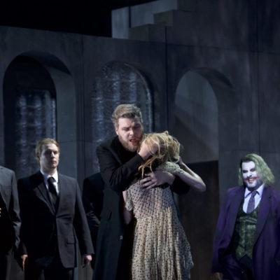 Christoph Seidl (Graf von Monterone), Aris Argiris (Rigoletto)