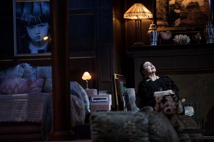 """Szene aus """"Tosca"""" an der Opéra de Lyon"""