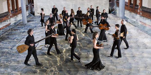Musik gegen den Stillstand: lautten compagney Berlin