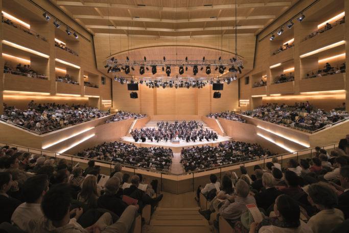 Konzertsaal des L'Auditori