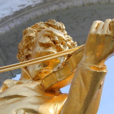 Johann-Strauss-Denkmal Wien