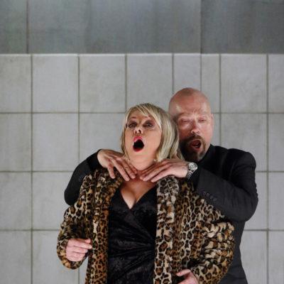 Nina Stemme (Judith), John Lundgren (Herzog Blaubart)