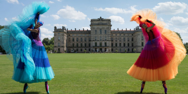 Festspiele Mecklenburg-Vorpommern: Bunte Kleider und ein buntes Programm