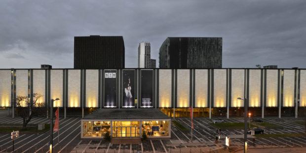 Nationaltheater Mannheim Außenansicht