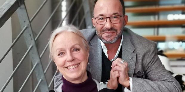 Anne Sofie von Otter und Holger Wemhoff