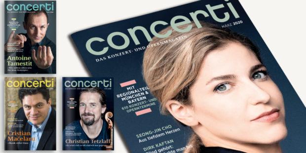concerti Cover März 2020