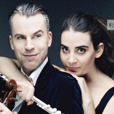 Ana de la Vega und Daniel Röhn