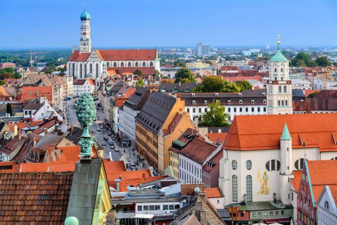 In Augsburg veranstaltet Maximilian Hornung sein eigenes Festival