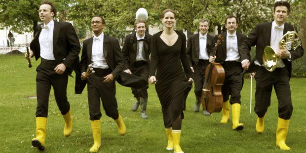Musiker der Staatskapelle Berlin haben 2009 die gemeinnützige Stiftung NaturTon gegründet