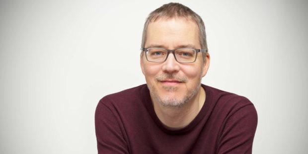 Redakteur Sören Ingwersen