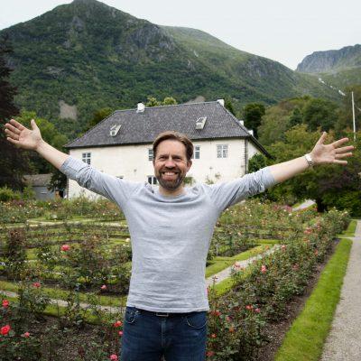 Der Pianist und seine Sommerfrische: Seit über zwanzig Jahren gibt Leif Ove Andsnes Konzerte in Rosendal