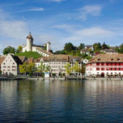Zum 28. Mal Schauplatz des Bachfests: Schaffhausen