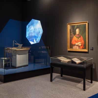 Zum 250. Geburtstag Ludwig van Beethovens präsentierte die Bundeskunsthalle in Kooperation mit dem Beethoven-Haus Bonn die zentrale Ausstellung zum Jubiläumsjahr 2020