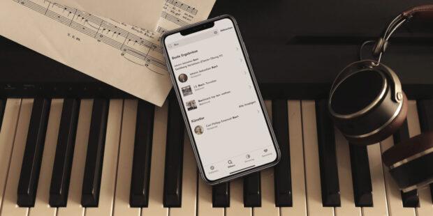 Mit Idagio ist die Welt der Klassik auch auf dem Handy einfach auf Abruf zu erleben