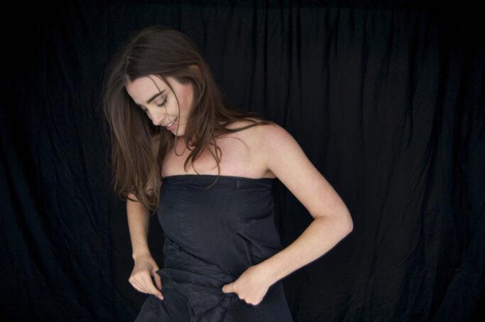 Auch auf ihrem Debüt-Album interpretierte Ana de la Vega Mozart