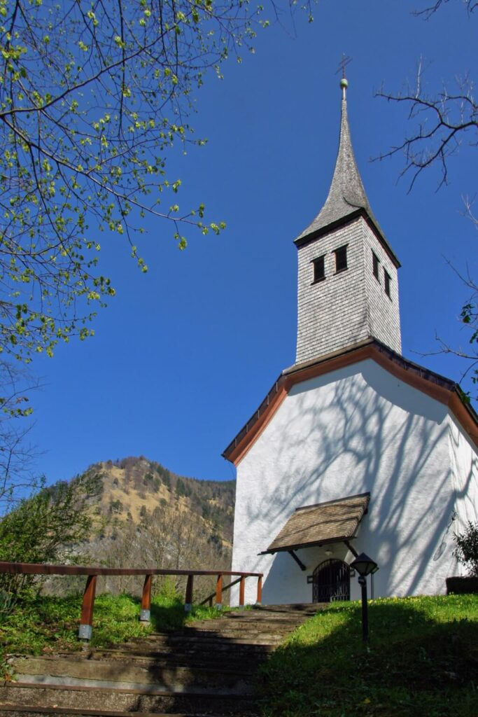 Richard Strauss und Pauline de Ahna heirateten 1894 in der Burgkirche St. Veit in Marquartstein