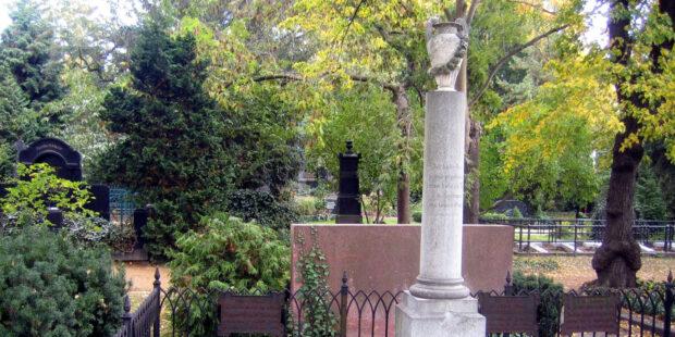 Dorotheenstädtischer Friedhof Berlin