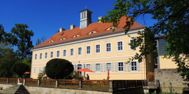 Im Jagdschloss Graupa werden Kindheit und Jugend sowie das musikalische Wirken Richard Wagners beleuchtet