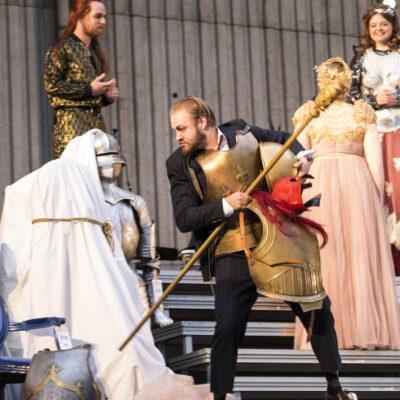 Gefühlte Wagner-Festspiele in Charlottenburg