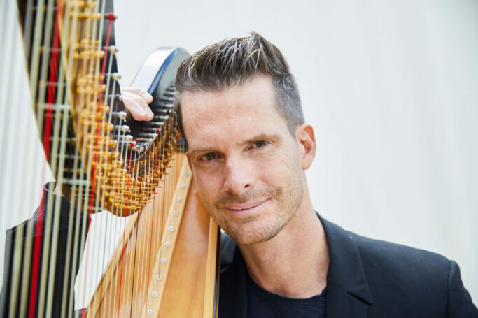 Xavier de Maistre ist in diesem Jahr Porträtkünstler des Schleswig-Holstein Musik Festivals