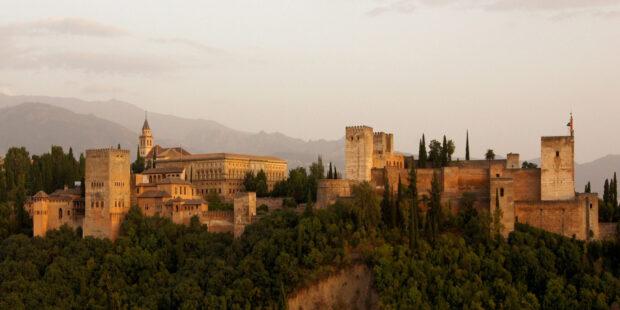 Die Alhambra, das Wahrzeichen Granadas