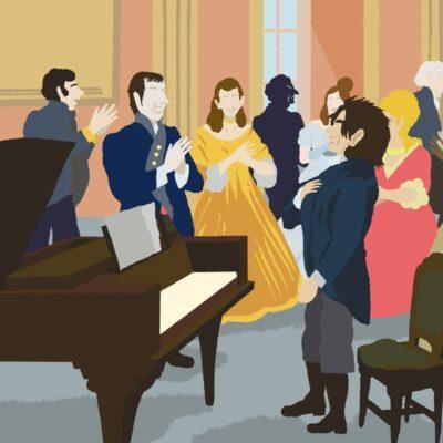 """Die App """"Ludwig van Beethoven"""" setzt vor allem auf interaktive Bilder"""