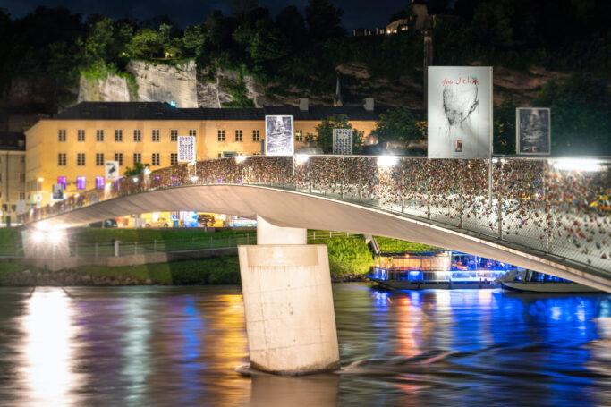 Künstlerplakate für die Jubiläumsserie der Salzburger Festspiele