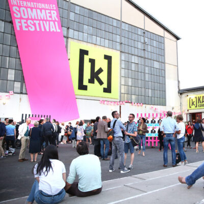 Internationales Sommerfestival auf Kampnagel