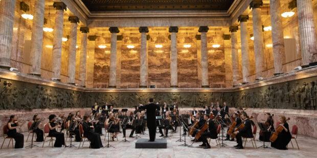 Digital Orchestra by Golikov