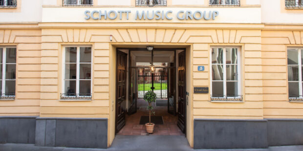 Schott Music Group in Mainz