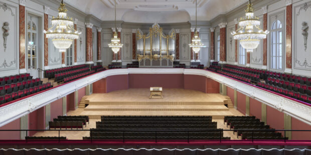 Musiksaal im Stadtcasino Basel