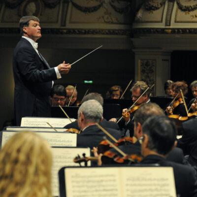 Christian Thielemann und die Staatskapelle Dresden